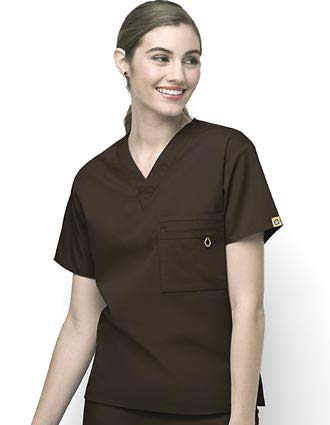 Wink Scrubs Unisex The Alpha V-Neck Nursing Top