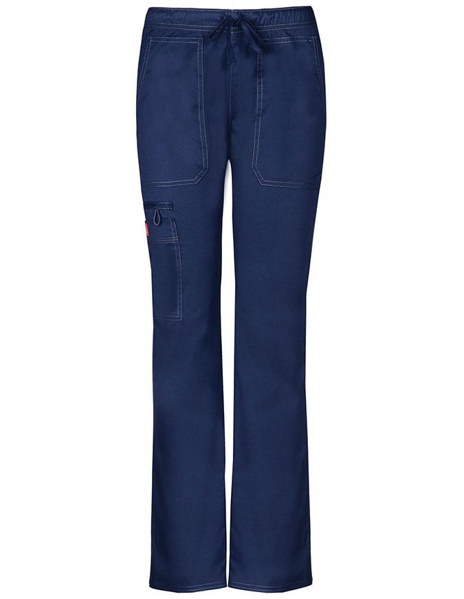 Perfect Womens Plus Size Casual Drawstring Low Rise Cargo Skinny Pants RJJ380