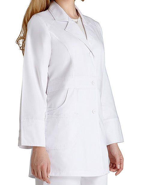 Adar Women Junior Fit 32 Inches Perfection Labcoat