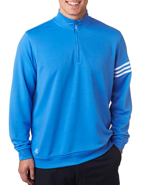 A190 Adidas ClimaLite 3-Stripes Pullover