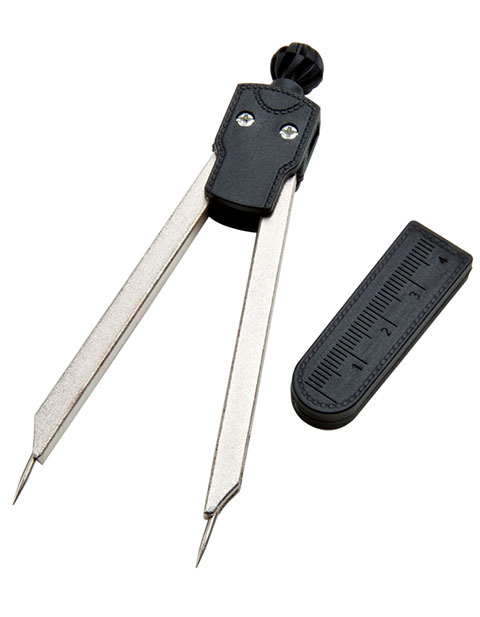 ADC Scissors/Instruments Unisex EKG Caliper