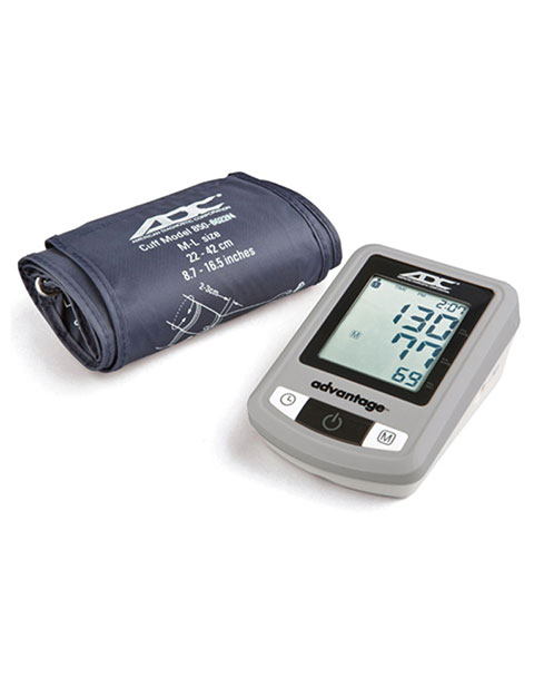 ADC Sphygmomanometers Unisex Advantage Automatic Digital BP Monitor