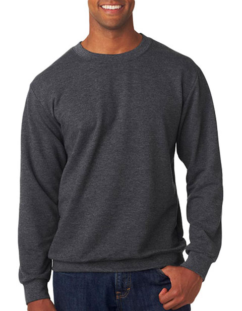 72000 Anvil Adult Crew Neck French Terry Fleece