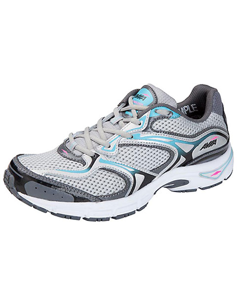 Avia Women's Breathlable Mesh w/ Synthetic & Leather shoes