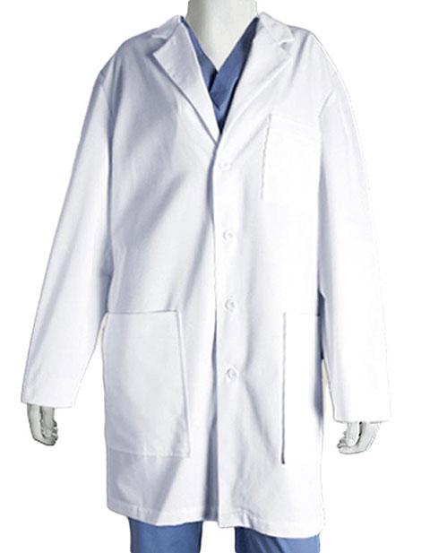 Barco Men's 37 inch Six Pocket Lab Coat