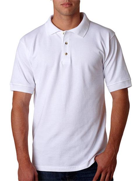 1000 Bayside Adult Cotton Piqué Polo