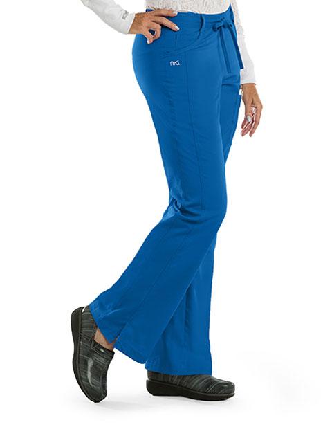 Barco NRG Junior Fit Four Pocket Straight Leg Scrub Pants