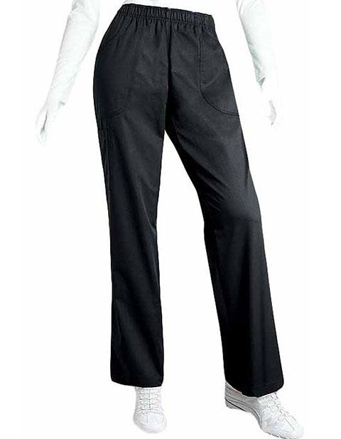 Barco ICU Missy Fit Logo Elastic Waist Petite Scrub Pants