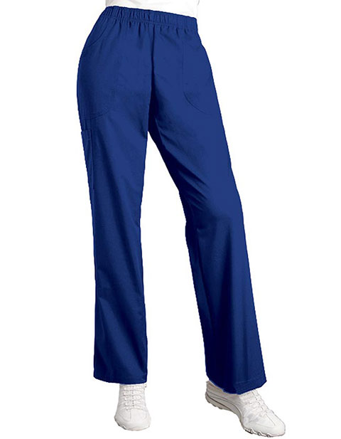 Barco ICU Missy Fit Tall Logo Elastic Waist Scrub Pants