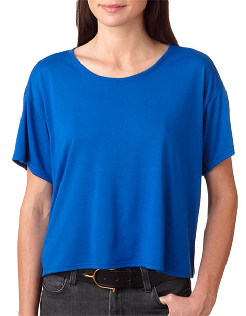 B8881 Bella+Canvas Ladies' Boxy Tee