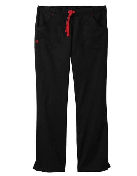 Bio Stretch Women's Side Slit Everyday Tall Scrub Pant