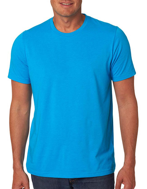 Bella+Canvas Men's Poly/Cotton Tee