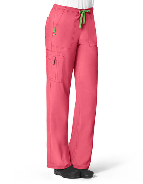 Carhartt Cross-Flex Women's Petite Boot Cut Cargo Pant