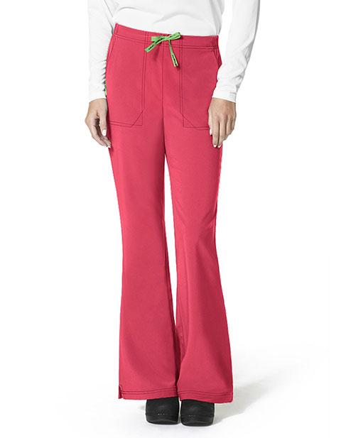 Carhartt Cross-Flex Women's Petite Flat Front Flare Pant