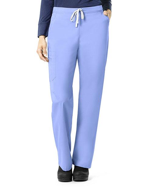 Carhartt Rockwall Women's Multi Pocket Elastic Waist Scrub Pant