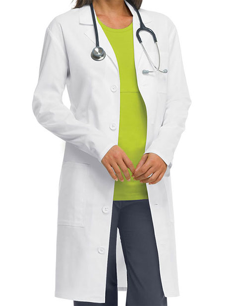 Certainty Antimicrobial 38 Inches Unisex Lab Coat