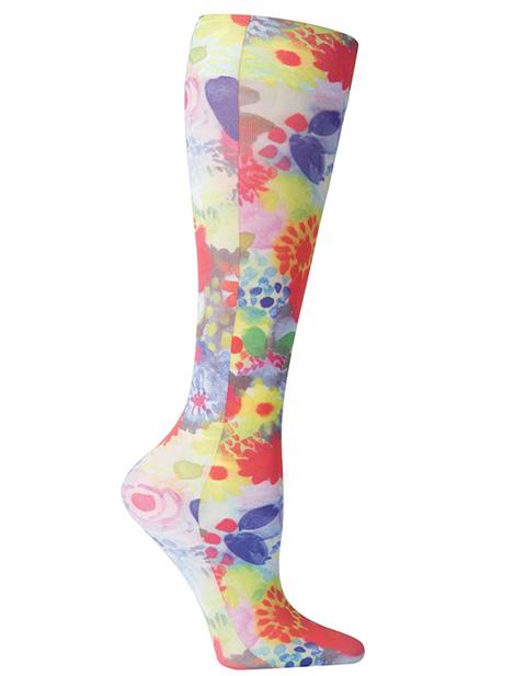 Celeste Stein Women's Knee High 8-15 mmHg Compression Meg Hoisery