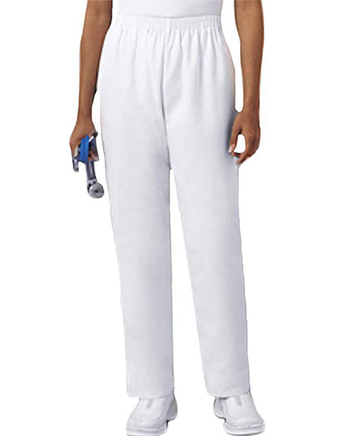 Cherokee Women Two Pocket Elastic Waist Petite Medical Scrub Pants