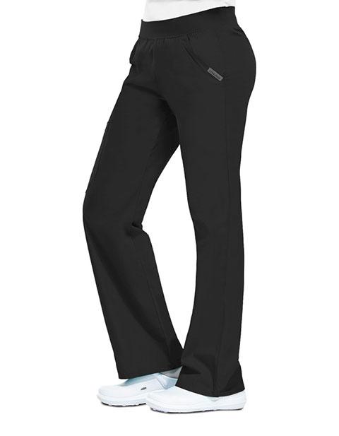 Cherokee Pro-Flexibles Womens Petite Cargo Scrub Pants