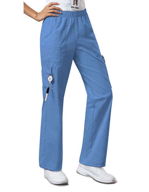 Cherokee WorkWear Premium Women's Straight Leg Tall Scrub Pants