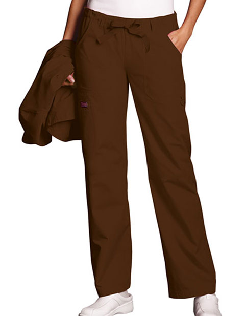 Cherokee Workwear Women's Contemporary Fit Scrub Pants