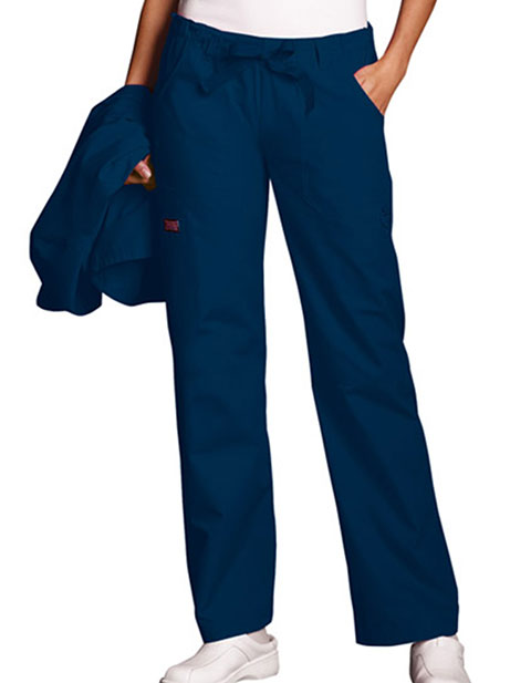 Cherokee Workwear Women Tall Drawstring Scrub Pants