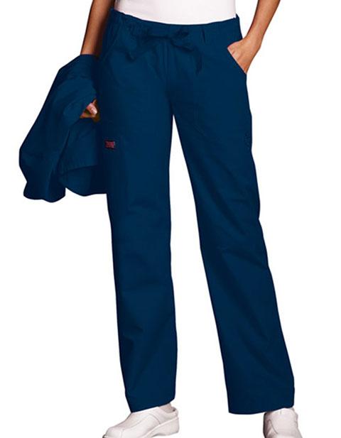 Cherokee Workwear Women Tall Drawstring Scrub Pants
