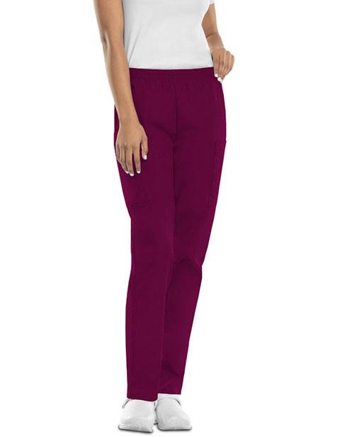Cherokee Workwear Women Four Pockets Cargo Pants