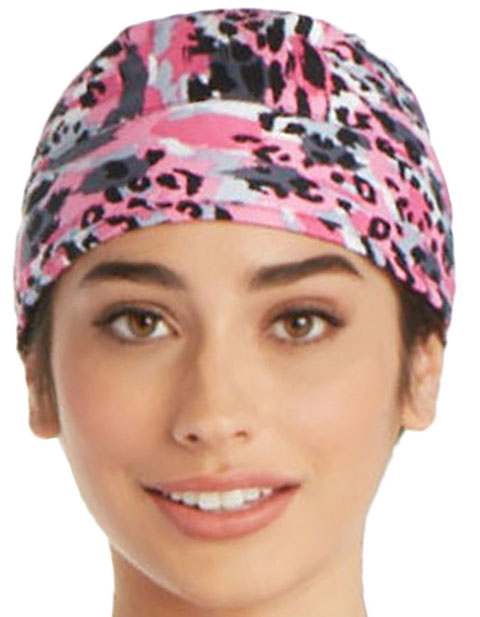 Cherokee Unisex Worth Your Wild Scrub Hat