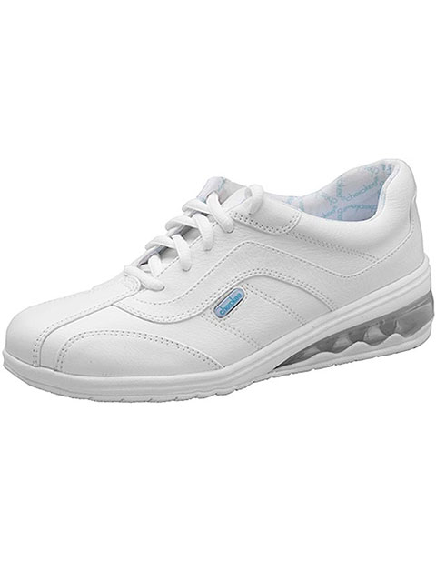 Womens White Professional Nursing Shoe