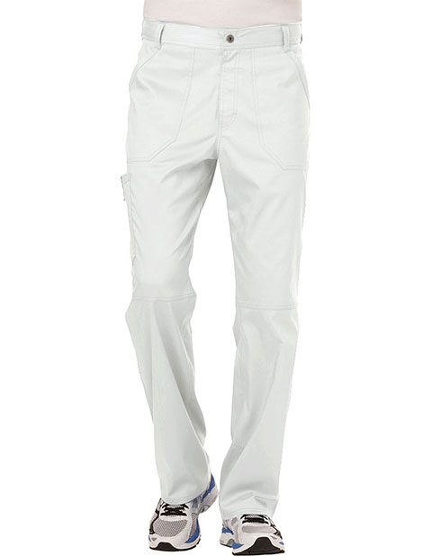 Cherokee Workwear Revolution Mens Fly Front Petite Pant