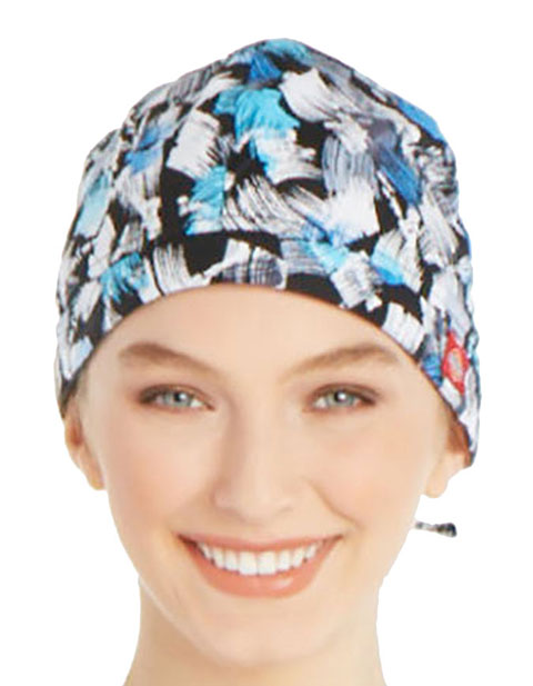 Dickies Unisex Paint That The Truth Printed Scrub Hat