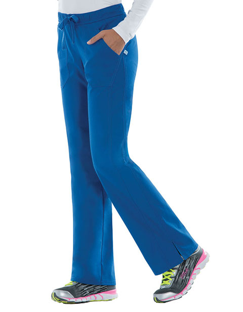 Dickies EDS Signature Stretch Women's Low Rise Straight Leg Drawstring Petite Pant
