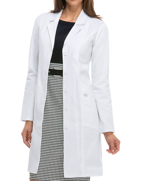 Dickies GenFlex Junior 37 Inches Medical Lab Coat