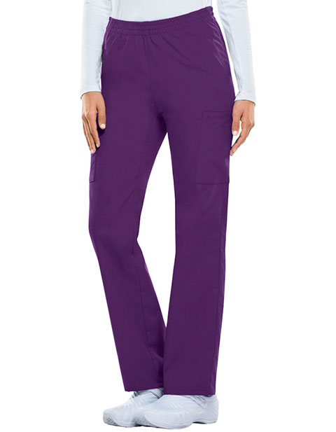 Dickies EDS Signature Women's Missy Fit Pull-On Scrub Pant