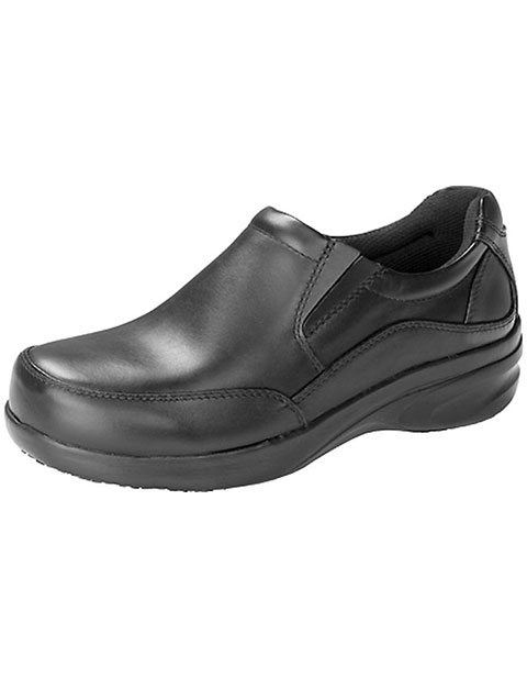 Dickies Women's Leather Step In Nursing Shoes