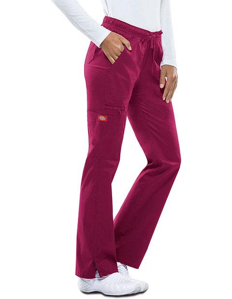 Dickies GenFlex Women's Low Rise Straight Leg Cargo Petite Pant