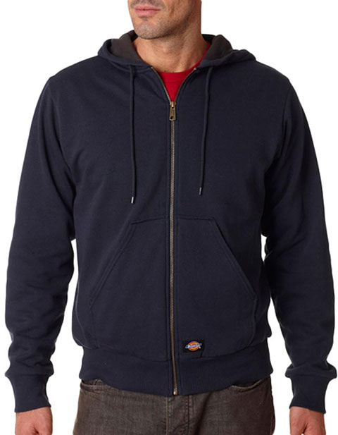 TW382 Dickies Adult Thermal-Lined Hooded Fleece Jacket