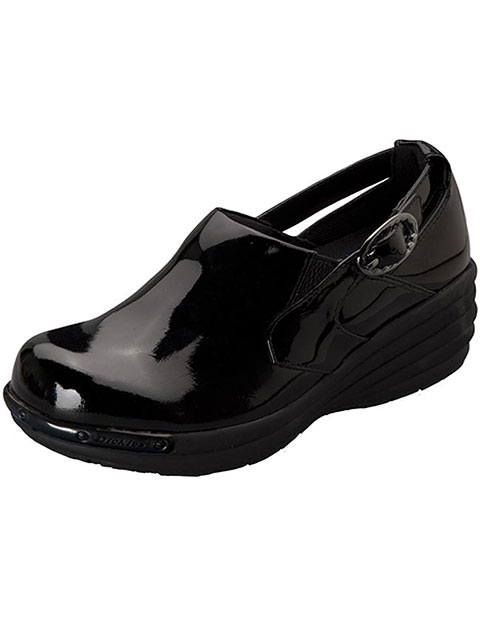 dickies women victory axiom side buckle step in nursing shoes style di
