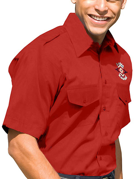 Short Sleeve Safari Shirt