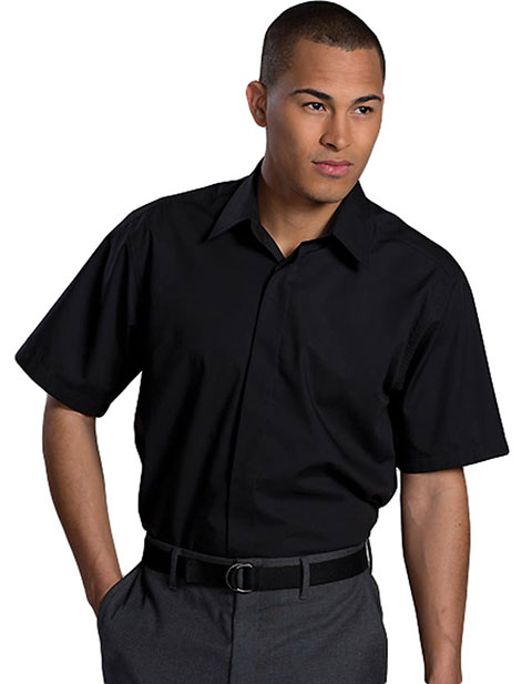 Men's Short Sleeve Cafe Shirt
