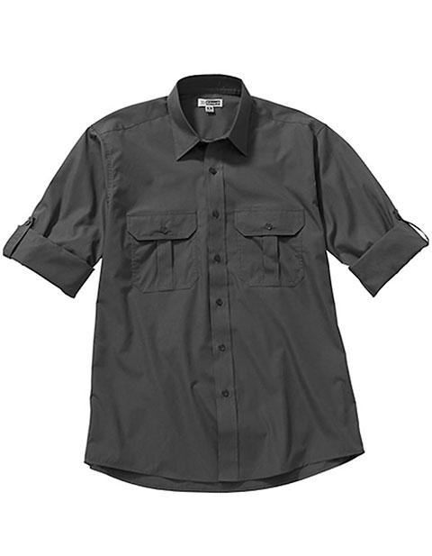 Edward Men's Roll Up Long Sleeve Shirt