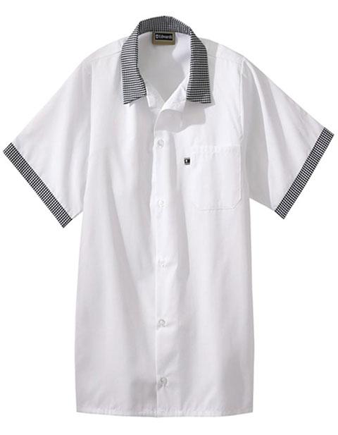 Edwards Unisex Cook Shirt