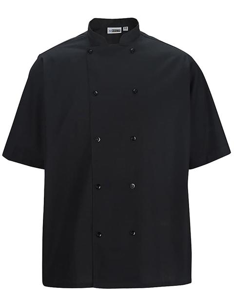 Edwards Unisex Double Breasted Server Shirt