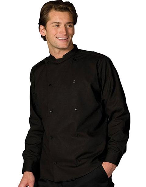 Edwards Unisex Double Breasted Server Shirt L