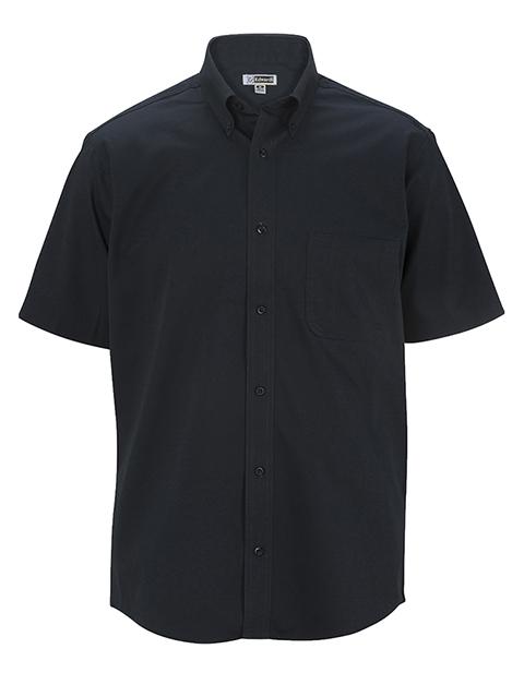 Men's Cottonplus Short Sleeve Twill Shirt