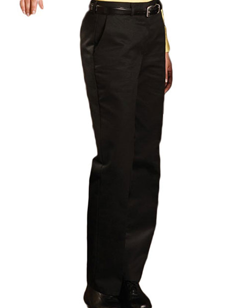 Men's Business Casual Flat Front Pant