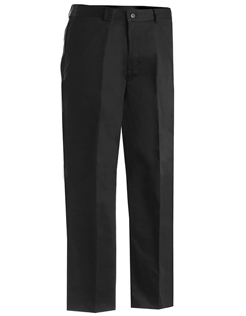 Men's Blended Chino Flat Front Pant