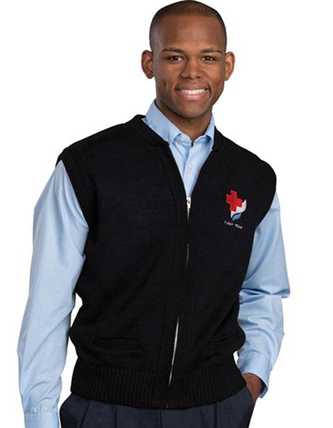 Edward Men's Light Weight Zipper Vest
