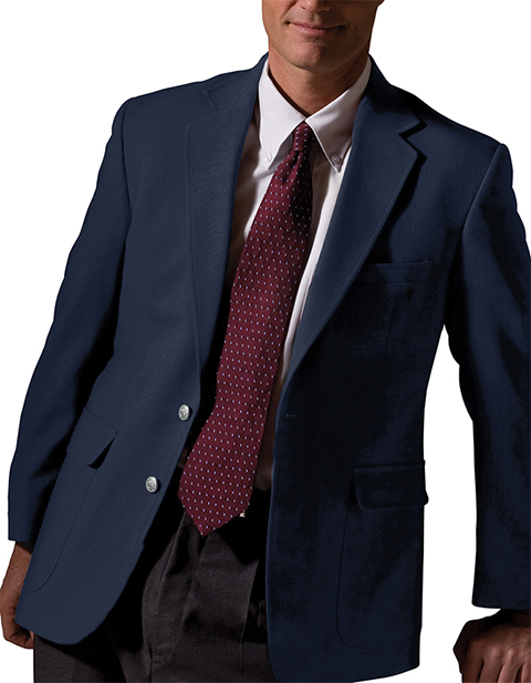Edward Men's Hopsack Blazer